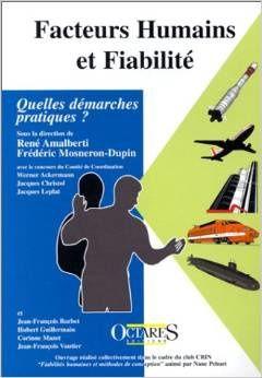 OCTARES Editions - 1997 - facteurs humains et fiabilité.