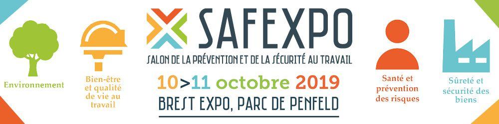 badge d'accès SAFEXPO