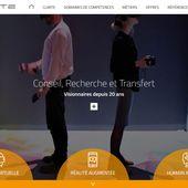 CLARTE - Réalité Virtuelle, Réalité Augmentée, technologies émergentes
